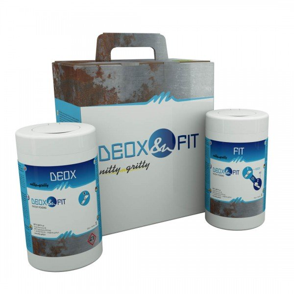 Deox & Fit - Wipes