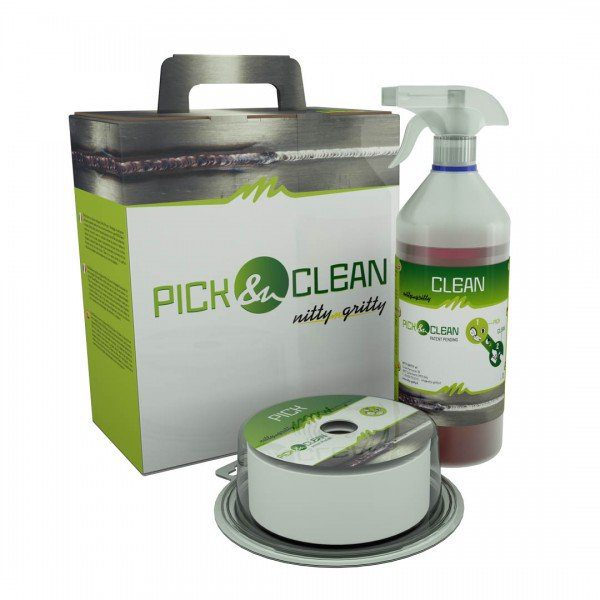 Pick & Clean - Wipe & Clean