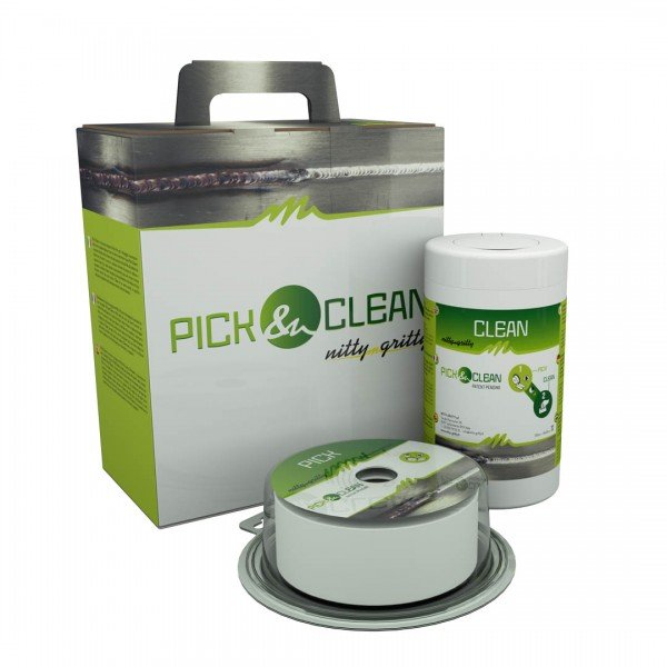Pick & Clean - Wipes